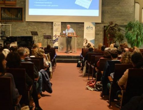 """Christians working against sexual slavery gathered in Berlin to """"speak with one voice"""""""
